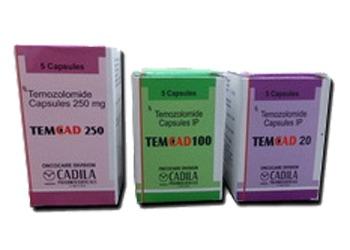 Temozolomide Cadila Temocad Capsules