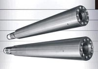 Single Screw and Barrel for Injection