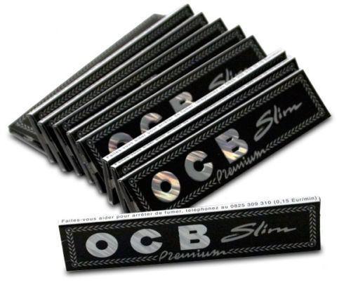 Ocb Kingsize Slim Rolling Paper