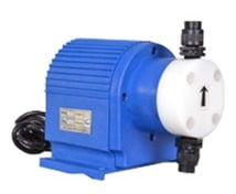 Electronically Actuated Diaphragm Type Dosing Pumps