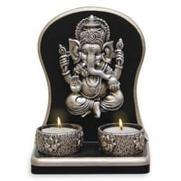 Beautiful Ganesha T-Lights Holder