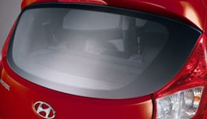 Integrated Rear Spoiler With Stop Lamp