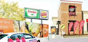 Signage Advertising Services