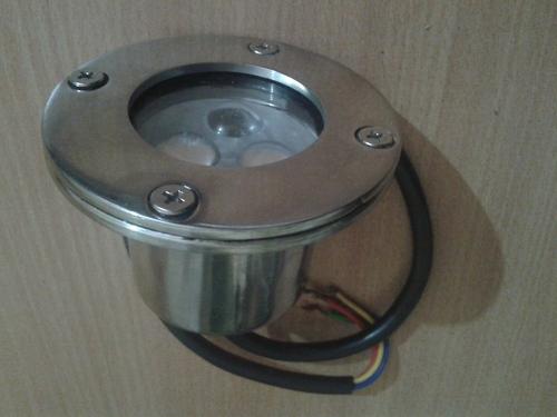 Stainless Steel LED Light (9 Watt) in  12-Sector - Dwarka
