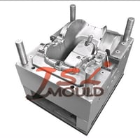 Injection Plastic Car Safety Seat Mould