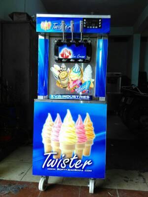 Softy Ice Cream Machinery