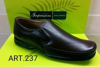 Leather Shoes (Impressions Moccasions)