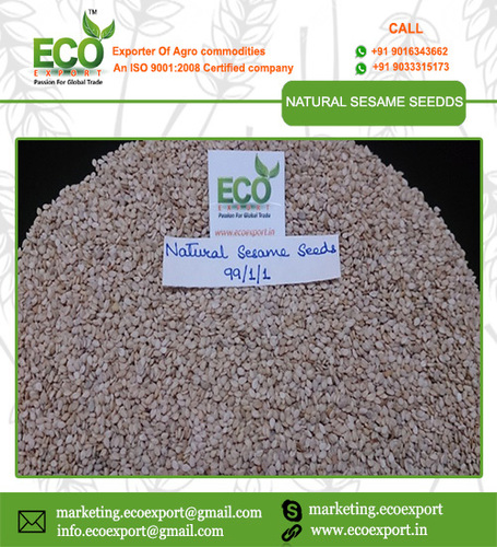 Indian Natural Sesame Seeds