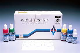 Widal Kit