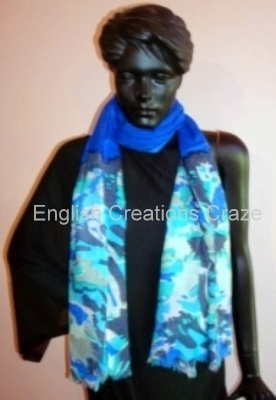 Wool Solid Color Shawls