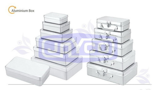 Set Of Aluminium Box