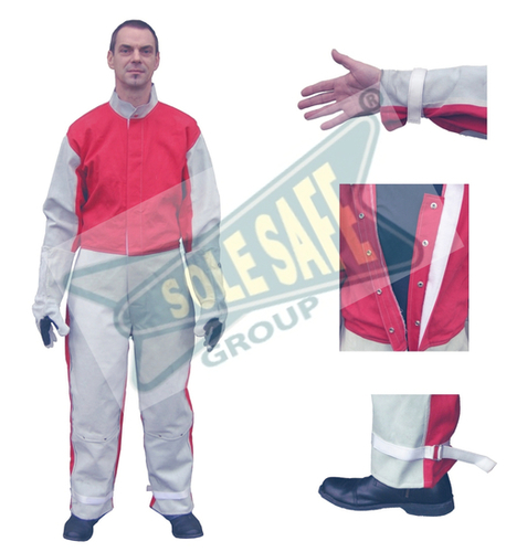 Sand Blasting Suit