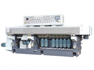 Ske9e Straight Line Glass Edge Polishing Machine