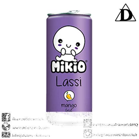 Mikio Mango Lassi Drink