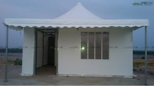 Water Resistant Luxurious Resorts Tents