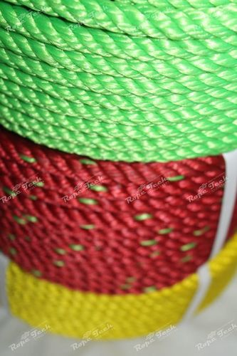 Top Quality HDPE Color Ropes