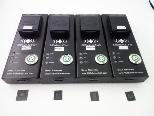 EMMC Programmer Adapter Reader (eMMC/eMCP-USB3 0 Socket