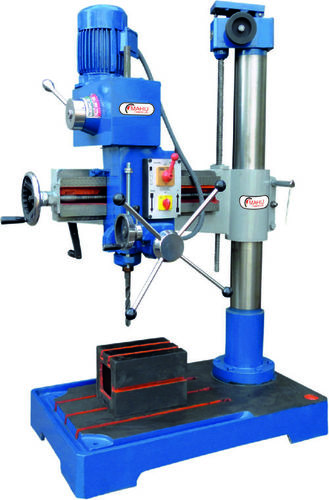25mm All Gear Radial Drill Machine