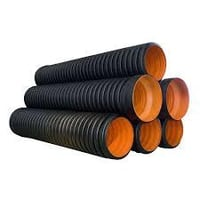 DWC Sewerage And Drainage Pipes (160/132MM)