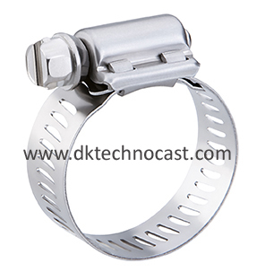 China Hose Clamps
