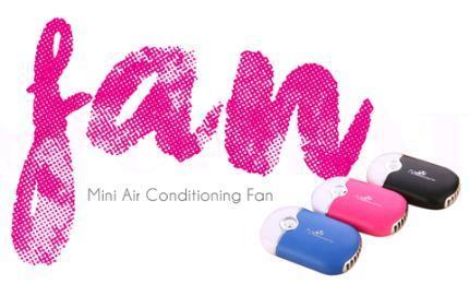 Mini Air Conditioning Fan