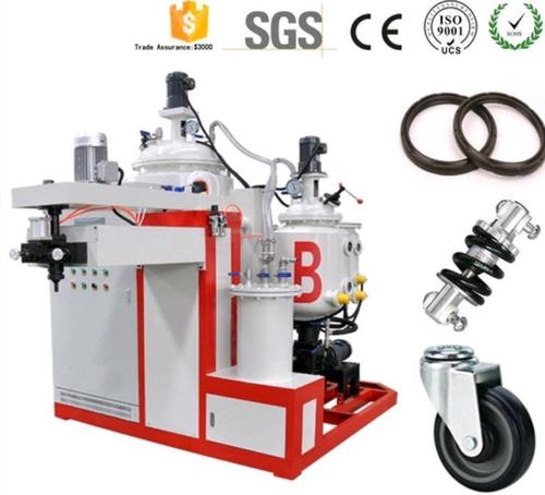 Polyurethane PU Foam Elastomer Casting Filling Machine