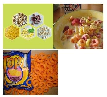 Breakfast Cereals Production Line