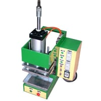 Leather Heat Embossing Machine