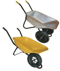 Wheel Barrow With Tyres