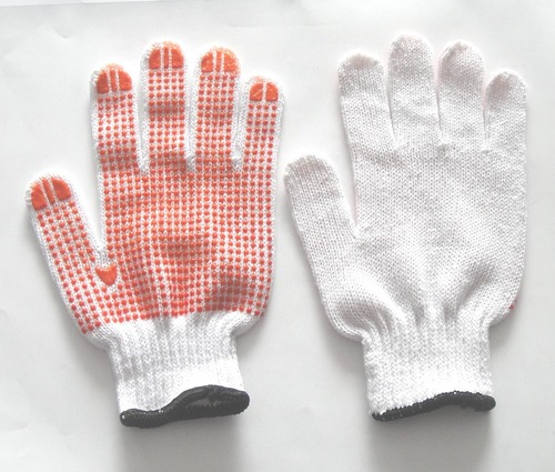 Cotton Working Gloves