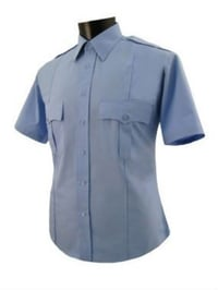 Navy Blue Security Guard Uniform