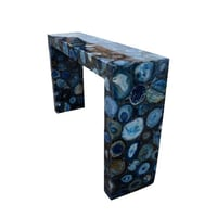 Agate Console Table