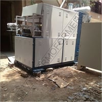Automatic Glass Thermoforming Machine