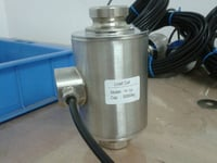 Replace Mettler Toledo 0782GD 30T Canister Load Cell For Truck Scale