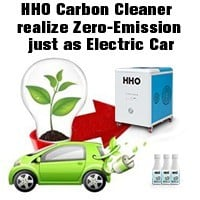 Car Carbon Cleaner Machine