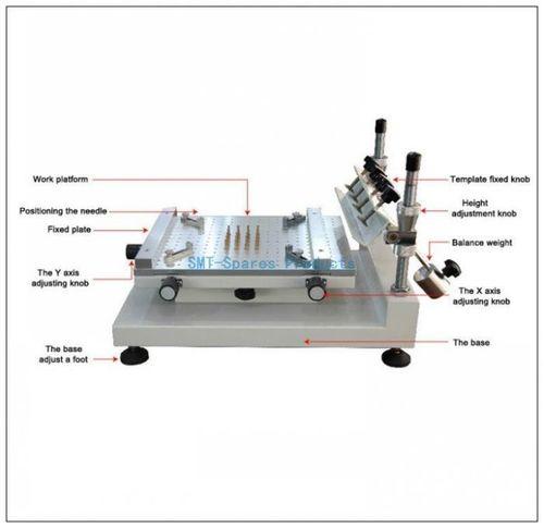 Manual Stencil Printer Ard-3040