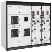 Power Distribution And Motor Control Switchboard