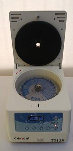 Tg12m Hematocrit Centrifuge
