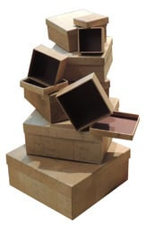 Recycled Paper Storage Box