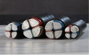 Single Core Xlpe Insulated Unarmoured Pvc Sheathed Cable