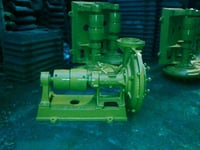 Tractor Operated Water Pump