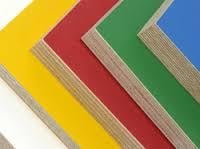 Colored Plywood