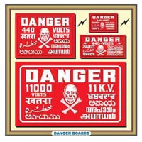 Dangers Board Phase Plates