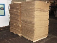 Unbleached Softwood Pulp