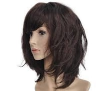 Ladies Hair Style in Wig