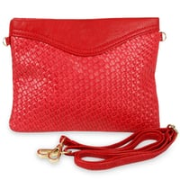 Red Envelope Sling Bag