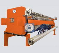 Fully Automatic Membrane Filter Press