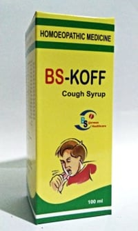 BS - Koff Cough Syrup