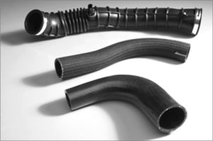 Air Intake and Charge Hose
