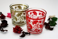 Candles Glass Votive